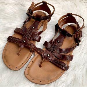Ariat Brown Sandals